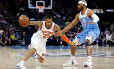 'Knicks' bez Porziņģa piedzīvo kārtējo zaudējumu NBA
