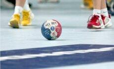 Latvijas U-20 handbola izlase ar uzvaru sāk EČ otrās divīzijas turnīru