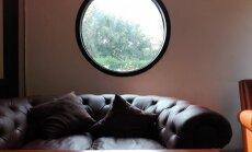 Mājokļi ar odziņu – apaļo logu pievilcība dažādās telpās
