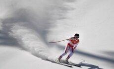 Austrietis Maiers kļūst par olimpisko čempionu kalnu slēpošanas supergigantā