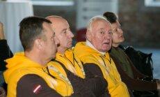 Ozoliņš ir cilvēks ar lielo burtu, uzskata Latvijas hokeja leģendārais ārsts Kvēps