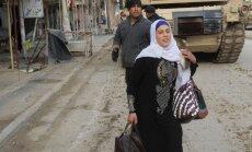 ANO lūdz atvēlēt 861 miljonu dolāru humānajai palīdzībai Irākai