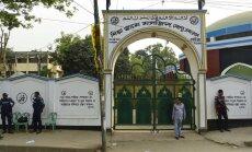 'Daesh' uzņemas atbildību par uzbrukumu šiītu mošejā Bangladešā