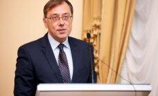 Valdība spītē iebildumiem un VeA rektora pienākumus pagaidām uztic Krēsliņam