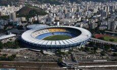 Kur augustā sacentīsies pasaules sporta zvaigznes – 'izstaigā' Rio olimpisko spēļu objektus