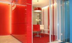 Interjers ar pievienoto vērtību – mājīga banka ar latviešu dizainu