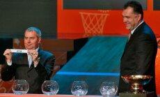 Arvīdu Saboni uzņems NBA Slavas zālē