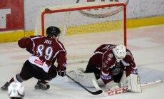 HK 'Rīga' divu minūšu laikā izrauj uzvaru MHL čempionāta mačā