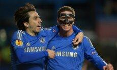 'Chelsea' Eiropas līgas ceturtdaļfinālu sāk ar uzvaru pār 'Rubin'