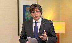 Beļģijas policija atbrīvo Pudždemonu un četrus bijušos Katalonijas ministrus