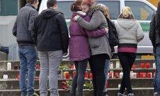 'Germanwings' lidmašīna pirms avārijas astoņas minūtes strauji samazinājusi augstumu