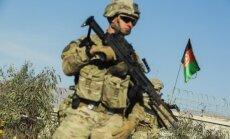 NATO oficiāli noslēdz misiju Afganistānā