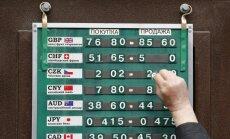 Krievijas centrālā banka iespītējas un nepiekrīt ārvalstu valūtas ierobežošanai
