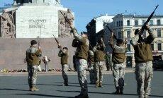 NATO Latvijā stiprinās jau esošās karabāzes, norāda Kalniņš