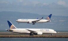 'United Airlines' otrs skandāls mēneša laikā: no pārpildītas lidmašīnas ar varu izvelk pasažieri