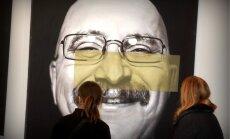 Foto: Maskavas māksla ierodas Rīgā – izstādē 'Artranzit'