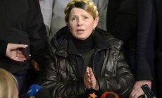 Timošenko: Ukrainā sākusies jauna ēra