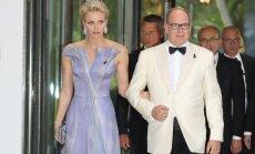 Pasauli satrauc Monako princeses kārnums