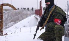 Krievijas karavīru un kaujinieku skaits Donbasā pirmo reizi pārsniedzis Ukrainas karavīru daudzumu, paziņo amatpersona