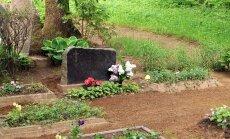 Kas jāzina par kapu apstādījumiem