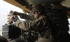 Afganistānas valdība paraksta līgumu par ASV karavīru palikšanu valstī