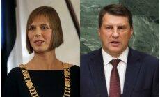 Вейонис не собирается подражать президенту Эстонии и переезжать в провинцию