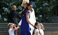Ļaudis tīksminās par karalisko kāzu apspriestāko dupsi