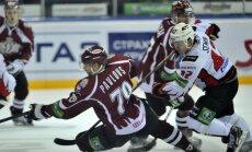 Pārtrūkst Rīgas 'Dinamo' rekordgarā uzvaru sērija