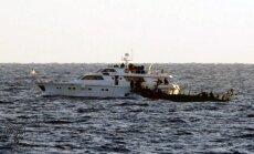 Migrantu krīze: Lībijas piekrastē apgāžas divas liellaivas un bojā iet vairāki simti bēgļu