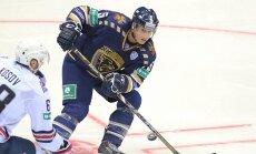 Par KHL nedēļas labākajiem spēlētājiem nosaukti Vilsons, Koskinens un Pestuško