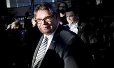 Populistisko 'Īsto somu' līderis grasās pamest paša veidoto partiju