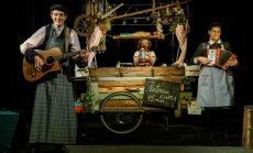 Latvijas Leļļu teātris ar izrādi 'Tuntuļu Jurītis' dosies viesizrādēs uz Lielbritāniju