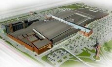 Tirdzniecības platību būvniecībā Rīga Baltijā iepaliek
