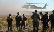 Латвия задумалась об отмене виз для солдат НАТО