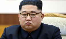 Laikraksts: Ziemeļkoreja plāno saglabāt daļu kodolarsenāla