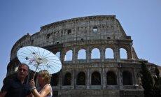 Itālijas ekonomika slīgst vēl dziļāk recesijā