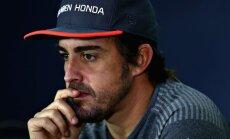 Alonso izvirzījis ultimātu 'McLaren'