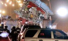 Aviokompānija 'Red Wings' maksās kompensācijas lidmašīnas katastrofas upuru ģimenēm