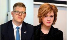 Кандидаты в министры экономики: Кирсис, Калниня-Лукашевица и Плока