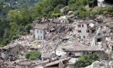Мощное землетрясение в центральной Италии: свыше 120 погибших