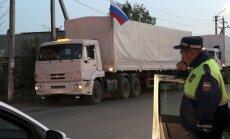 Krievijas muita izdevusi slepenu aizliegumu valstī ievest turku preces, vēsta medijs