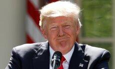 Tramps prezidentūras pirmajās dienās gribējis atcelt Krievijai noteiktās sankcijas