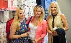 ФОТО: Стиль гостей на презентации английского магазина Laura Ashley