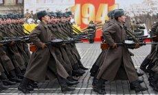 Parāde Sarkanajā laukumā ir nemierīgās pasaules simbols, paziņo Polijas prezidents