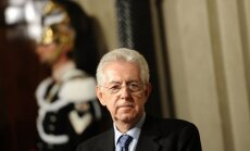 Itālijas premjera paziņojums par atkāpšanos Eiropā izraisa akciju izpārdošanas vilni