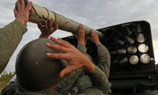 Krievija turpina koncentrēt spēkus pie Ukrainas robežas