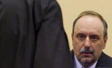 Miris par kara noziegumiem tiesātais Horvātijas serbu līderis Gorans Hadžičs