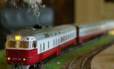Dzelzceļa muzejā būs vērienīga vilcienu modelīšu un maketu izstāde