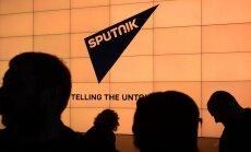 Turcijā bloķē Krievijas propagandas medija 'Sputnik' vietni