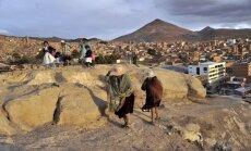Bolīvijā atrasts koloniālās ēras masu kaps